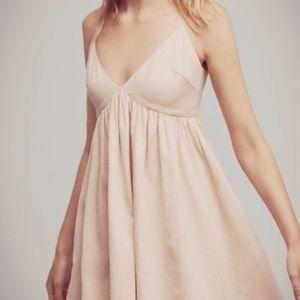 Anthropologie Harlyn Rosario Chemise Dress